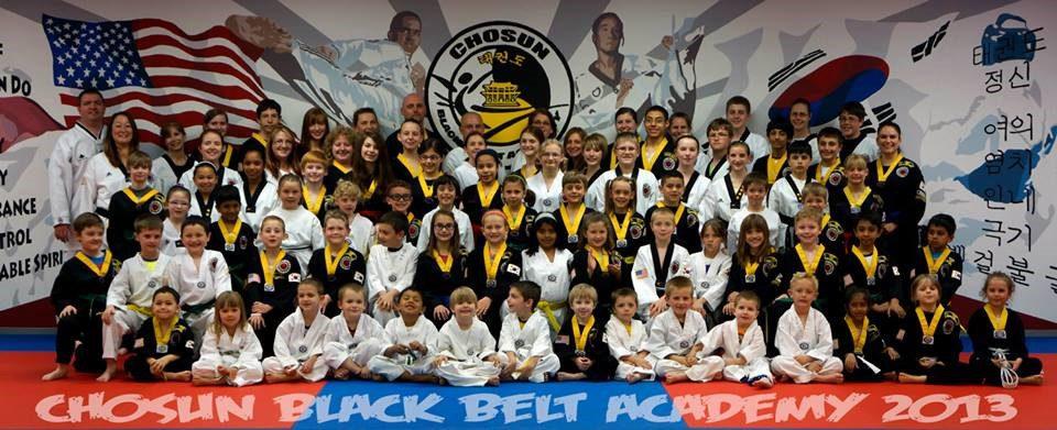 1, Chosun Black Belt Academy