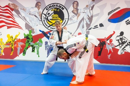 10, Chosun Black Belt Academy