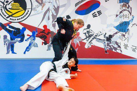 14, Chosun Black Belt Academy