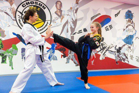 16, Chosun Black Belt Academy