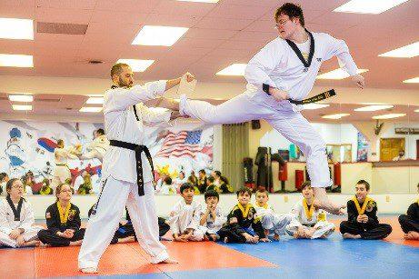 18, Chosun Black Belt Academy