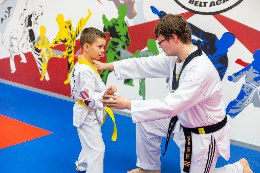19, Chosun Black Belt Academy