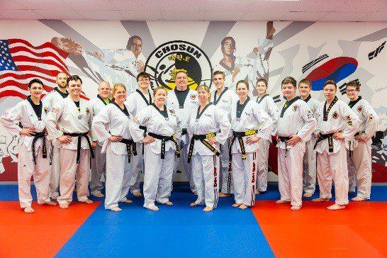 2, Chosun Black Belt Academy
