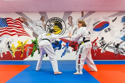 22, Chosun Black Belt Academy