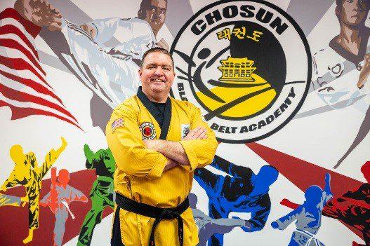 3, Chosun Black Belt Academy