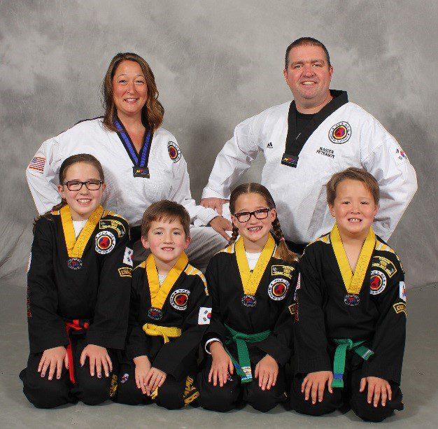 7, Chosun Black Belt Academy