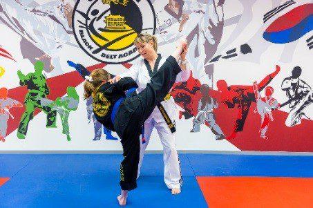 9, Chosun Black Belt Academy