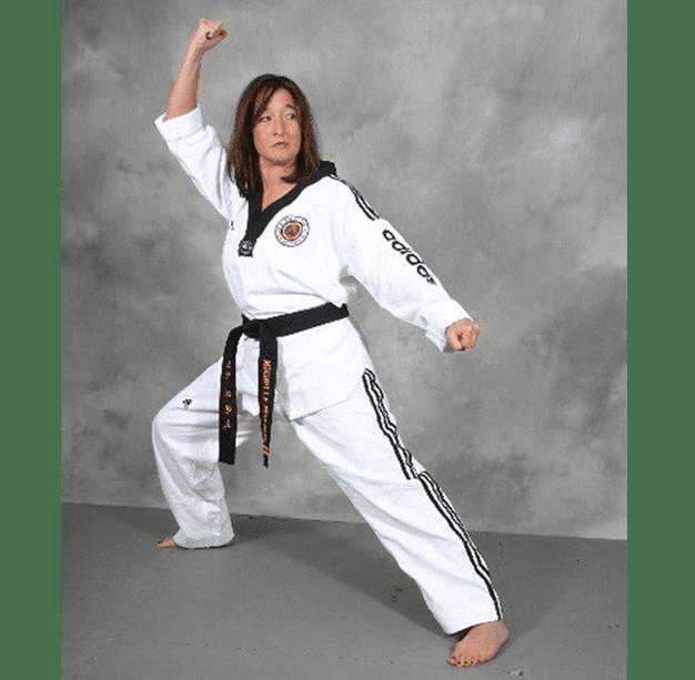 Sahbumnim Michelle Peterson2 Cho Sun BBA, Chosun Black Belt Academy