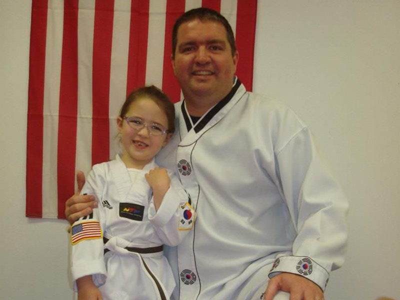 Family martial art training in franklin