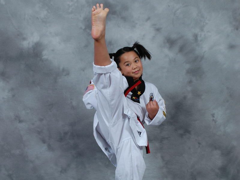 kids martial art training in franklin