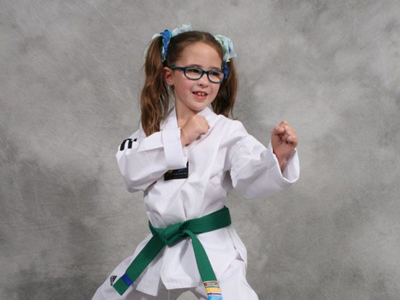 preschool martial art training in franklin