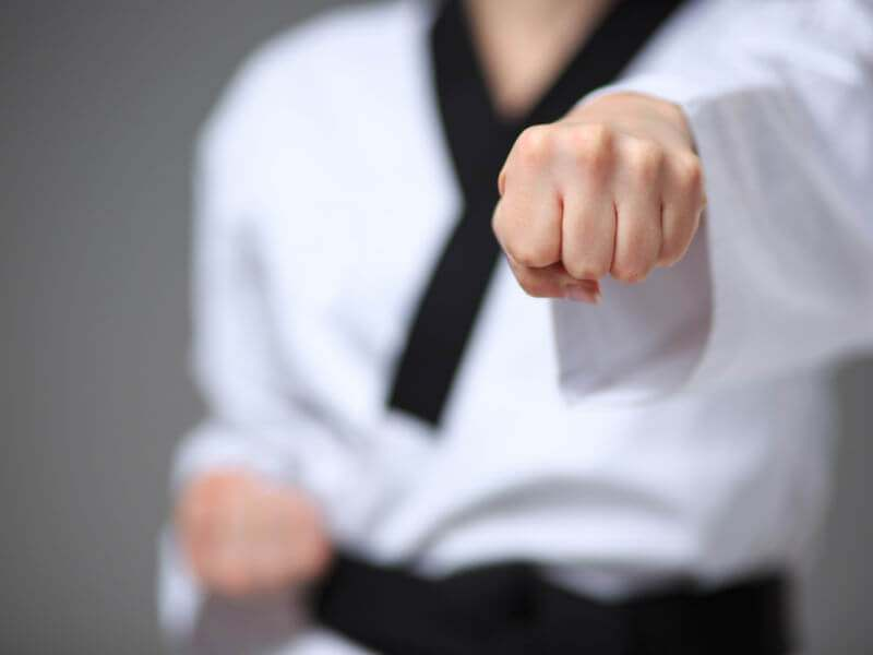Adult Karate Video Placeholder, Chosun Black Belt Academy
