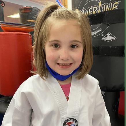 Rosie, Chosun Black Belt Academy